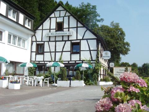 Hotel alte Poststation