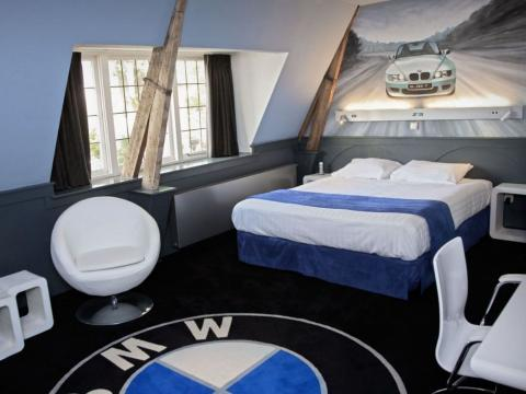 Luxe themakamer BMW Z3