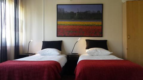 Tweepersoonskamer Vlieland