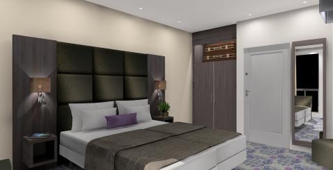 3-kamer appartement Diner arrangement 2 Personen