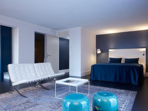 Executive Suite Bleu