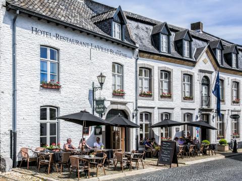 Fletcher Hotel-Restaurant La Ville Blanche