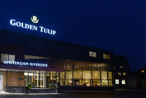 Golden Tulip Amsterdam Riverside