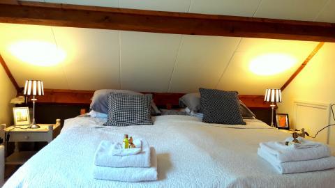 Standaard tweepersoonskamer gedeelde faciliteiten