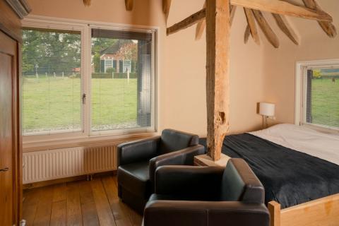 Diner Aanbieding Luxe Comfort kamer met stoomcabine