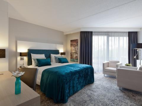 Comfort driepersoonskamer met balkon