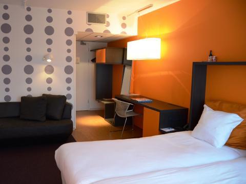 Comfort kamer waterzijde